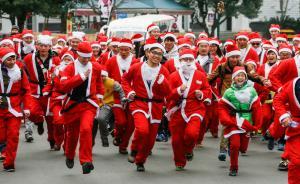 中青报:年轻人热捧圣诞节,其实是一场改造外来节日的运动