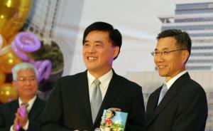 郝龙斌率台北市府团队总辞,柯文哲25日将就职新任市长