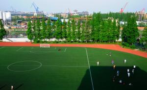中国十年只增加7100块足球场,连排球场增量都是它的四倍