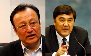 雪克来提·扎克尔任新疆党委副书记,努尔·白克力不再担任
