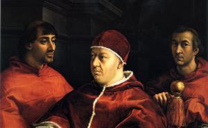 美第奇家族︱一个家族,两位教皇,还是堂兄弟