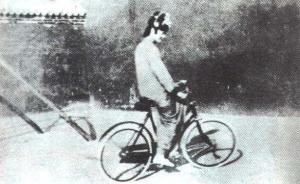 老爷车︱自行车是中国人发明的吗?