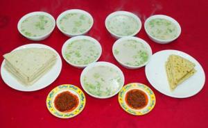 """北方人为什么爱喝汤:""""×汤泡×""""的饮食文化史"""