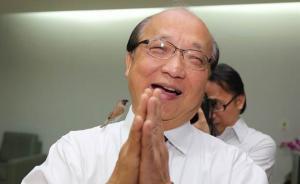 前台中市长胡志强加入中时媒体集团,目前依然是国民党副主席
