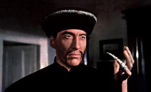 让西方惊恐的中国邪恶博士傅满洲