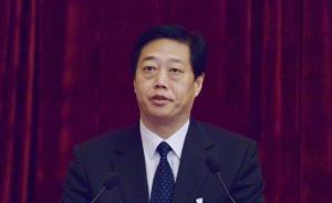 河南省人大常委会副主任李文慧转任河南省委常委、秘书长
