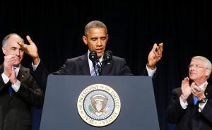 """中方正告""""欢迎达赖""""的奥巴马:莫让这个政治流亡者窜访"""