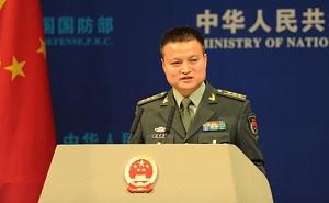国防部:中国军队将继续在有关区域开展战备巡逻