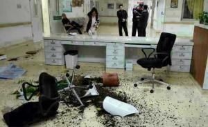 湖北十堰官员医院殴打女医生续:官方称打人者丧妻后情绪失控