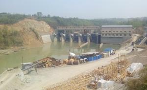 陕西汉中:无证水电站无阻落成