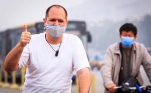 两会报|老外提问:中国到底能治雾霾不?