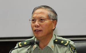杨金山之后成都军区又一将领落马:联勤部原部长朱和平被调查