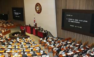 韩国最严反腐法引争议:六成民众拥护,政界学术界指责违宪