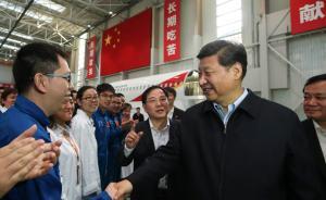 """习近平与上海:一个关于""""点题""""和""""答题""""的八年故事"""