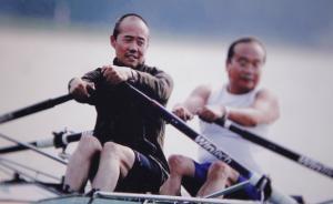"""对话王石:让我当""""官""""是体育体制大突破,玩足球不如玩赛艇"""