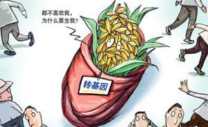 中国科学家《自然》发文:呼吁同行科普转基因,扭转公众情绪