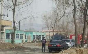 辽宁营口一炼铝厂发生爆炸性火灾,已致消防官兵1死7伤