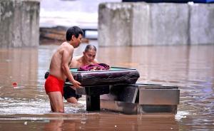 长江防总:今年长江中下游可能发生较重洪涝灾害