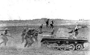 南京保卫战:3辆德式装甲战车,冲破日军旅团司令部
