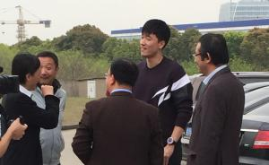 刘翔回华师大读体育管理博士:接下来好好读书,完成学业