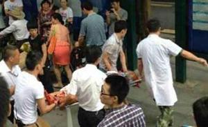 深圳一市场发生砍人事件致1死,祸起个人纠纷