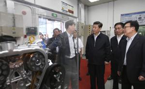 习近平上海考察:发展新能源车是迈向汽车强国必由之路