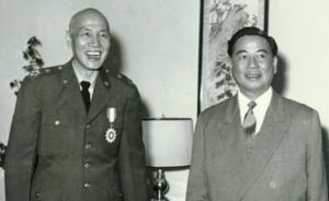 """越战结束40周年︱蒋介石怎样通过援助南越""""反攻大陆"""""""