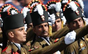 南亚观察 | 印度兵团破例阅兵红场,意图俄美通吃?