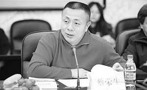"""人大""""招生蛀虫""""蔡荣生被批捕,发考生财7年受贿千万"""