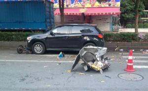 上海29岁男子连撞7车致环卫工死亡,涉嫌醉驾已被刑拘