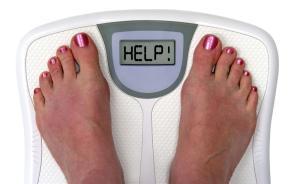 女性体重励志表,减肥美眉的绝佳藏品