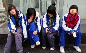 无烟日调查:上海初中生1.4%抽烟,75%购烟时未遭拒