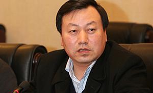 """吕梁原市长丁雪峰落马3个月后,""""救火""""市长董岩接棒"""