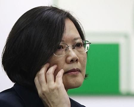 台湾《中央日报》:蔡英文没有领导人应有的高度与见识