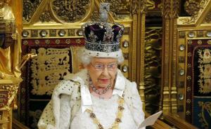 """英国女王:""""是否留在欧盟""""将在2017年前全民公决"""