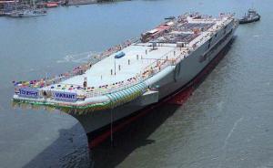 美防长访印将签十年防务框架协议,印媒称或落实转让航母技术