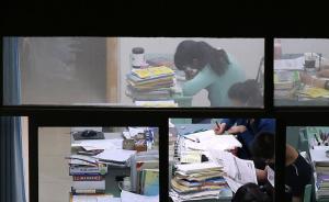 """高考前夕上海通报三校生高考""""枪手""""处理结果:已被开除学籍"""