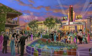 """上海迪士尼小镇公布首批租户,""""千人免费游园""""是假消息"""
