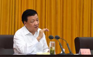一个月之内,中央政治局三位常委先后赴浙江出席高级别会议