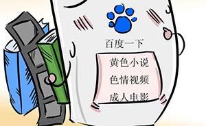 """百度网易土豆涉黑涉暴涉黄被查,""""净网""""行动已查处93家网站"""