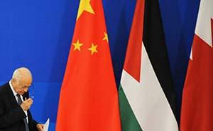 """中国应战术""""放权"""",建多层次有弹性的中东外交机制"""