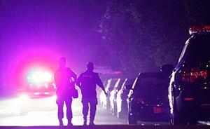 上海杀人劫车抢枪致6死4伤案一受害者家属索赔139万