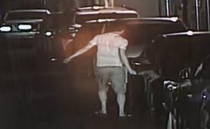 上海两小区一夜间20辆车被锐器划伤,一男子自首称当时醉酒
