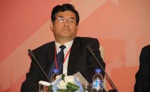 安徽省政府发展研究中心主任吴克明被带走,担任该职近12年