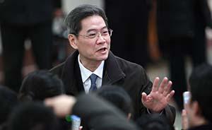 """""""反服贸""""后,逾半台湾民众赞成国台办主任张志军访台"""