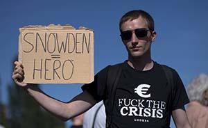 美国媒体:斯诺登不是英雄