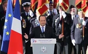 世界头条|法国总统呼吁各国领导人共同应对全球威胁