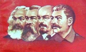 俄罗斯书市:马恩列著作少了,还有哪些政治读物可以看?