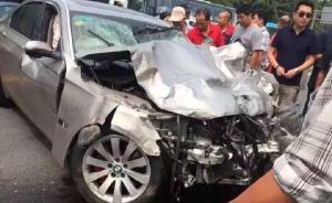 南京警方回应端午车祸:肇事者未被掉包,监控证明就是他