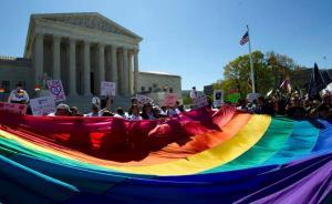 美国最高法院裁定同性婚姻合乎宪法:全境承认同性婚姻